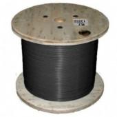 Кабель нагревательный TXLP BLACK (DRUM) 1.4 Ohm/m Black