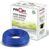 Нагревательный кабель ProfiTherm 2600Вт, 19Вт/м