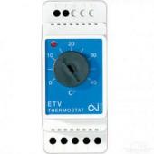 Терморегулятор на DIN-шину OJ ETV-1999
