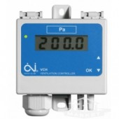 Контроллер вентиляции с Modbus VCH-6201-DL